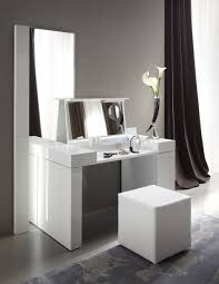 White Bedroom Vanity Table With Tilt Mirror Cushioned Bench Vanity Tables And Sets Bench Black Antique Wood Makeup Vanity