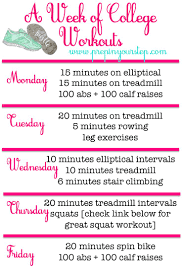 best 25 college workout plan ideas only on pinterest college