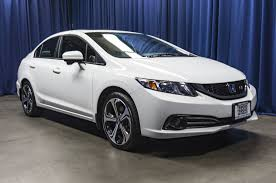 used 2014 honda civic si fwd sedan for sale northwest motorsport