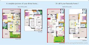 Double Bedroom Independent House Plans Download 160 Sq Yards Duplex House Plans Adhome