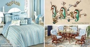 Coastal Decorating Seaside Decor Idea U2013 Dailymovies Co