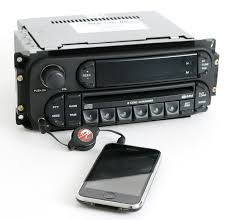 dodge jeep 2007 2002 2007 chrysler jeep dodge radio am fm 6 disc cd ipod aux in