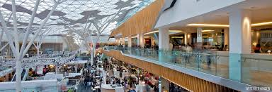 shopping mall properties westfield corp