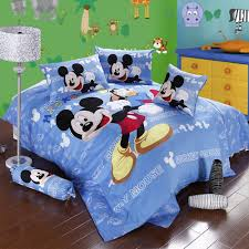 Mickey And Minnie Comforter Pretty Mickey Mouse Bedroom Set On Disney Mickey Mouse Playground