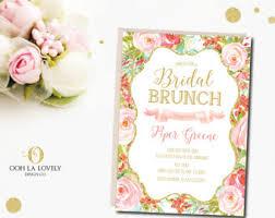 bridal shower luncheon invitations fall bridal brunch invitation bridal luncheon invitations