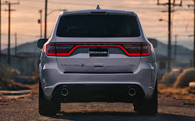 Dodge Durango Srt - dodge durango srt 2018 wallpapers and hd images car pixel