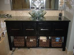 bathrooms with black vanities bathroom top notch bathroom design ideas with black wood single