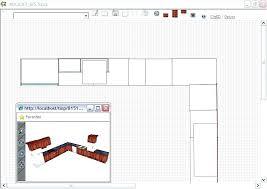 Free Kitchen Design Programs Modern Free Kitchen Cabinet Design Software Cabinets Within