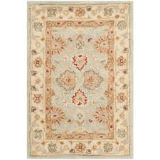 Blue Grey Area Rugs Safavieh Antiquity Grey Blue Beige 2 Ft X 3 Ft Area Rug At822a 2