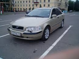 2001 volvo s40 pictures 1800cc gasoline ff manual for sale