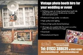 personalised wedding backdrop uk our new vintage open air photo booth now available to hire for