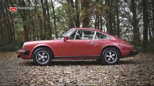 porsche old models porsche 911 2 7s 1977 g model classic review youtube