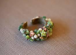Wrist Corsage Bracelet Succulent Jewelry Wrist Corsage Passion Flower Events