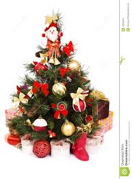 christmas trees decorated in red u2013 decoration image idea