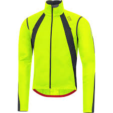 yellow cycling jacket gore oxygen gws cycling jacket men jwsoxy jerseys jackets and