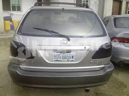 lexus rx 350 price nigeria sharp lexus going for 1 5m cars mobofree com