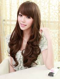 asian curly hairstyles curly hairstyles for long hair asian