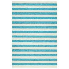 Yellow And Blue Outdoor Rug Striped 8 X 10 Blue Outdoor Rugs Rugs The Home Depot