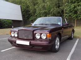 bentley wrapped 1997 bentley brooklands coys of kensington