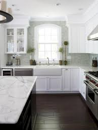 neutral color kitchen sleek laminate floor background paired wide