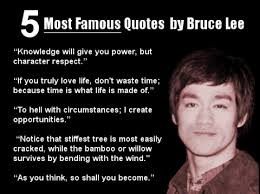 Bruce Lee Meme - 5 most famous quotes by bruce lee motivating memes