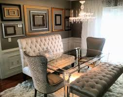 Dining Room Accent Furniture Love Kenya Moore U0027s Dining Room Dream Home Ideas Pinterest