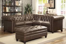 Sleeper Ottomans by Fulton Tan Microfiber Convertible Sofa Bed Couch Sleeper 2 Ottoman