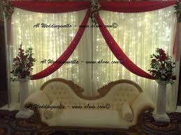 western wedding reception stage decoration party themes inspiration