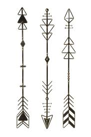 Midwest Home Decor Midwest Cbk Decorative Arrow Set From Canada By James Street Home