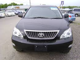 toyota harrier 2008 2009 toyota harrier pictures 2 4l gasoline ff automatic for sale