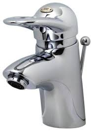 Axor Faucets Hansgrohe Hansgrohe Axor Allegro Single Lever Chrome Lavatory Mixer 36001001