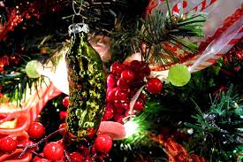 christmas pickle are christmas pickle ornaments really a german tradition the local