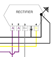 5 wire rectifier diagram wiring diagram simonand
