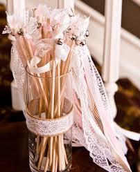 wedding wands 16 genius ways to use ribbon at your wedding ribbon wands wand
