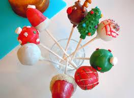 rockin u0027 around the cake pop tree have a happy holiday