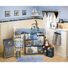 Bed And Bath Bath Accessories Shopko by Nojo Ahoy Mate 6 Piece Crib Bedding Set Shopko