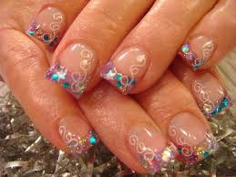 crazy cool nails acrylic