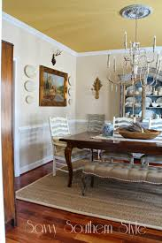southern dining rooms savvy southern style it had me at hello