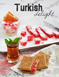 turkish delight u201clokum u201d u2013 chef in disguise