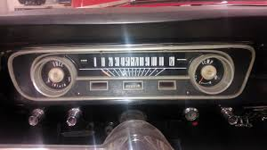 1965 mustang instrument cluster restoration of a 1965 mustang speedometer update