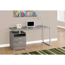 Modern Computer Desk by Monarch Specialties I 7145 60