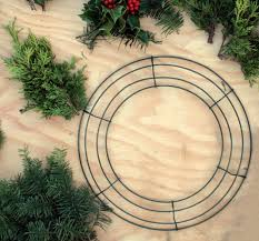 pack of ten 12 wire wreath frames 12 inch size wreath