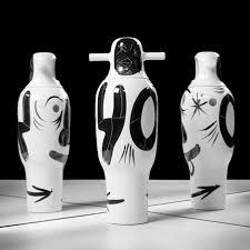 Design For Vase Painting Hand Painted Vases By Jaime Hayón For Bd Barcelona Design