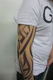 fake tattoo sleeve tribal design t1 amazon co uk kitchen u0026 home