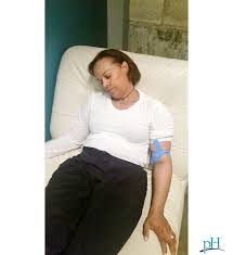 light headed during pregnancy why did you pass out during the blood draw