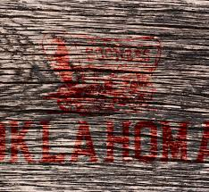 oklahoma wood oklahoma from the king s pen