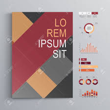 100 red brochure template red business brochure template