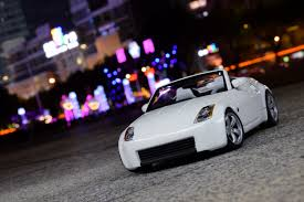 nissan convertible white autoart 1 18 nissan 350z convertible white modified dx sedan
