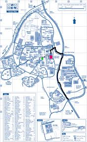 Rutgers Football Parking Map Rutgers University College Avenue Campus Map New York