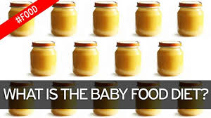 i eat 10 jars of baby food a day to keep slim and so should obese